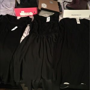 Dresses & Skirts - Junior girls dresses and boots. NWT